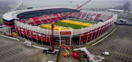 AZ-Ajax zondag definitief met publiek in Alkmaar