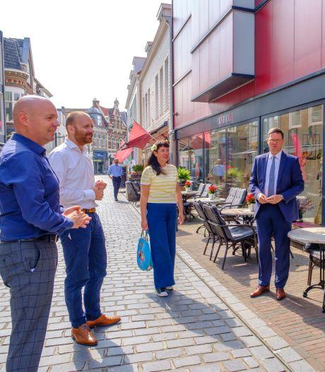 Ondernemers prijzen klanten en elkaar: De 'gunfactor' is nergens hoger dan in de Vlissingse binnenstad