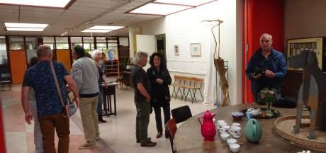 Kunstcentrum geopend in voormalige basisschool Noorderlicht in Den Bosch