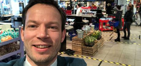 'Met mondkapje supermarkt in? Dat kan'