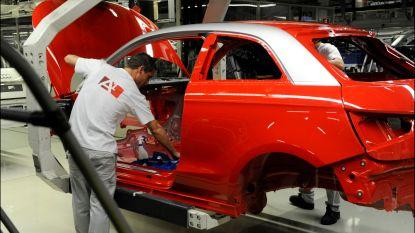 Laatste Audi A1 rolt van de band in Brussel