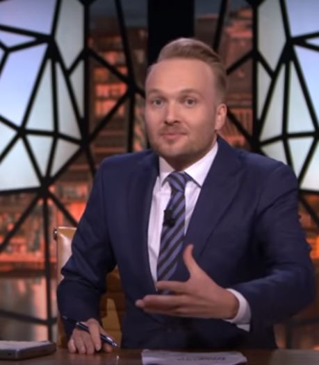 Lubach maakt vleesproducenten belachelijk: 'You have to murder to call it a burger'