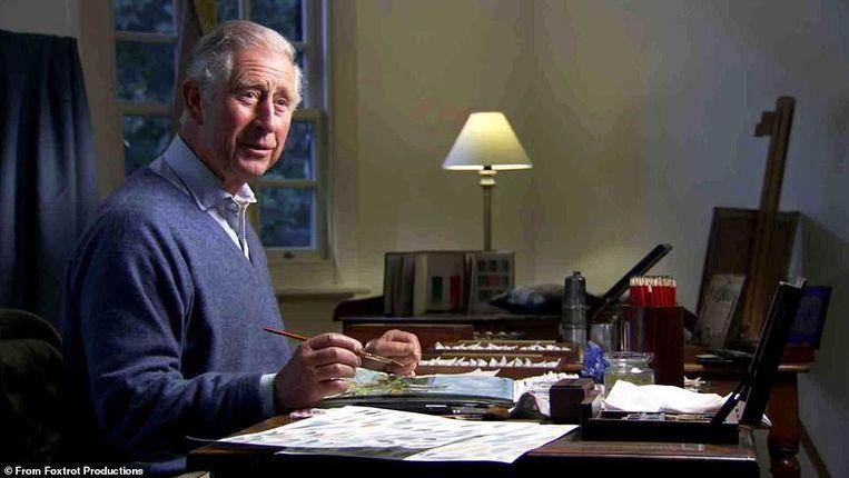 Prins Charles kreeg zijn titels toen hij nog maar 4 jaar oud was.