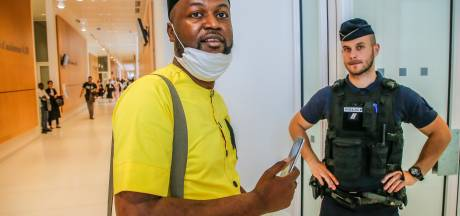 Dit is de man die museum in Berg en Dal beroofde 'namens Afrika'