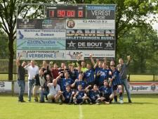 FC Cranendonck en trainer Henri Houben na drie jaar uit elkaar