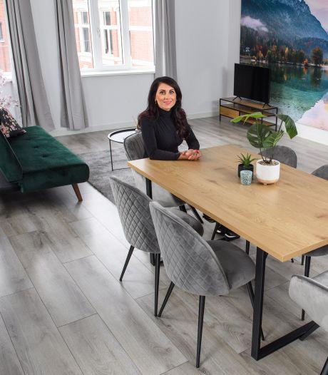 Meral Halaceli wil gasten een fijn gevoel geven in haar nieuwe B&B in Enschede