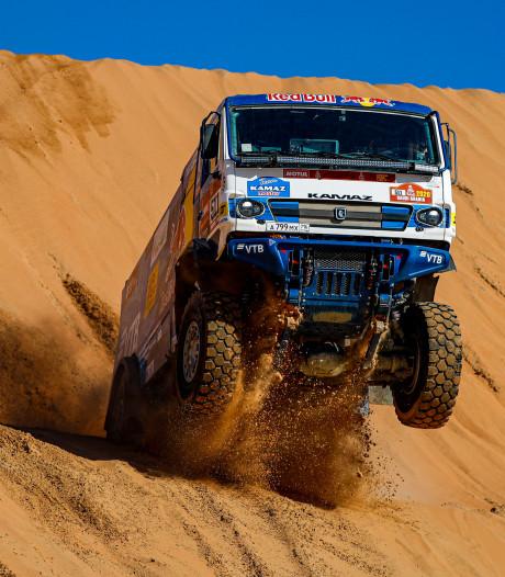 Uitslagen Dakar Rally, etappe 11: Karginov heerst als een tsaar,  Straver uit de rally