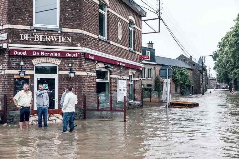 Afgelopen zomer liepen meer dan 50 huizen onder water in Voeren.