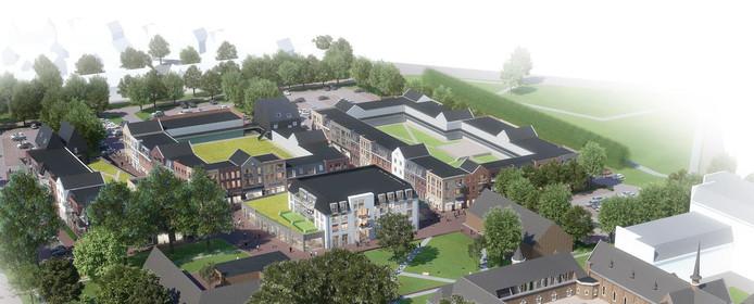 Nieuwbouwcomplex Koningsoord.