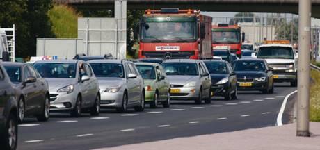 Ongeluk op Wippolderlaan, weg dicht richting A4
