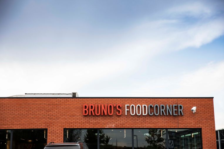 Bruno's Service Station in Bilzen.