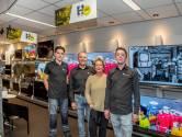 Honderd jaar hard lopen voor de klant wordt gevierd bij D'n Hop in Udenhout