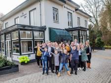Bosrestaurant in Joppe staat weer op de kaart na verwoestende brand: 'Wat waren we machteloos'
