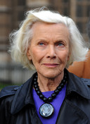 Honor Blackman in 2009