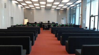 Assisen in tijden van corona: jury samengesteld in refter, mét oog voor social distancing