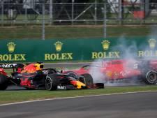 Verstappen over knal Vettel: Balen, maar dit is óók racen
