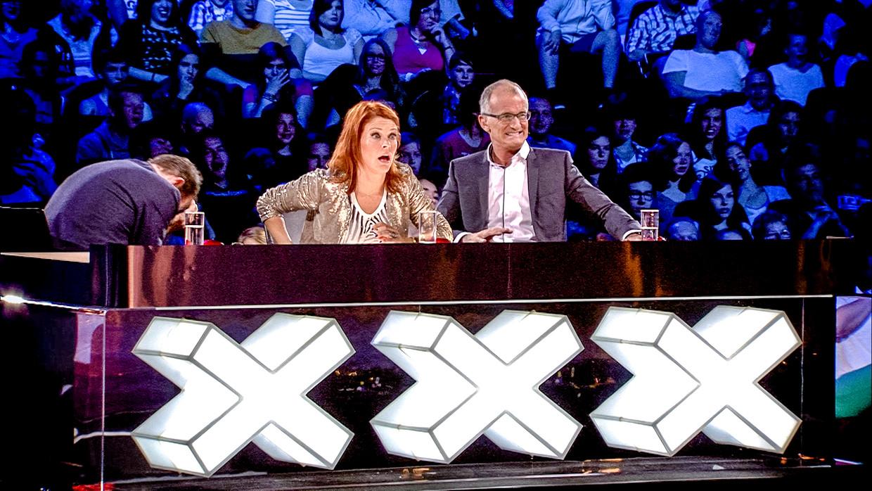 'Het Beste van Belgium's Got Talent' op VTM. Beeld VTM