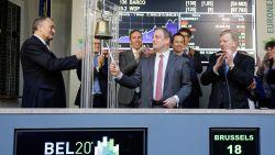 Brusselse beurs sluit op hoogste peil in 12 jaar. Volgens onze expert Paul D'Hoore zal winstreeks zich waarschijnlijk voortzetten