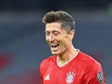 Lewandowski in bloedvorm loodst Bayern München moeiteloos langs Chelsea