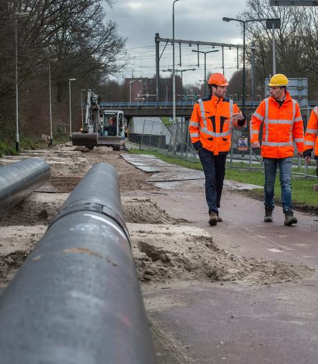 Warmtenet in Breda breidt uit en gaat Tramsingel onderdoor: 'Behoorlijke ingreep'