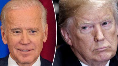 """""""Obama haalde hem van tussen het afval"""": Trump noemt oud-vicepresident Biden """"droomtegenstander"""" in verkiezingen 2020"""