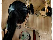 Ivan slaat zijn vriendin, die een tattoo van haar ex heeft: 'Ze at van twee walletjes'