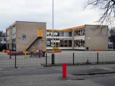 Vroeger, toen alle scholen in Overvecht geel en H-vormig waren