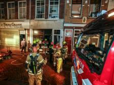 Brand verwoest keuken van Rachel's Soulfood in Dordrecht