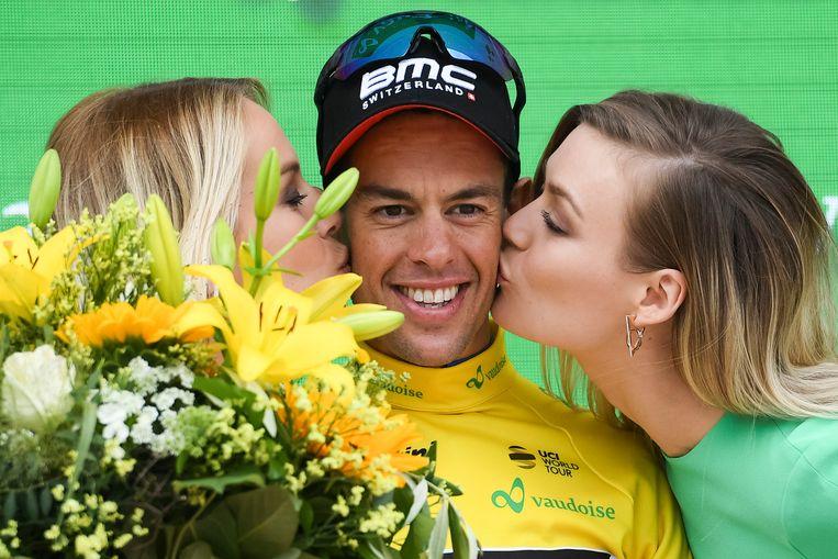 RIchie Porte wint de Ronde van Zwitserland.