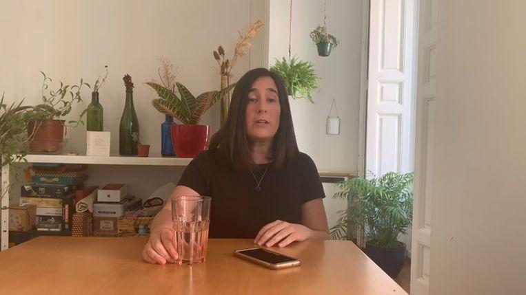 """Vlaamse in Madrid: """"We houden de moed erin"""""""