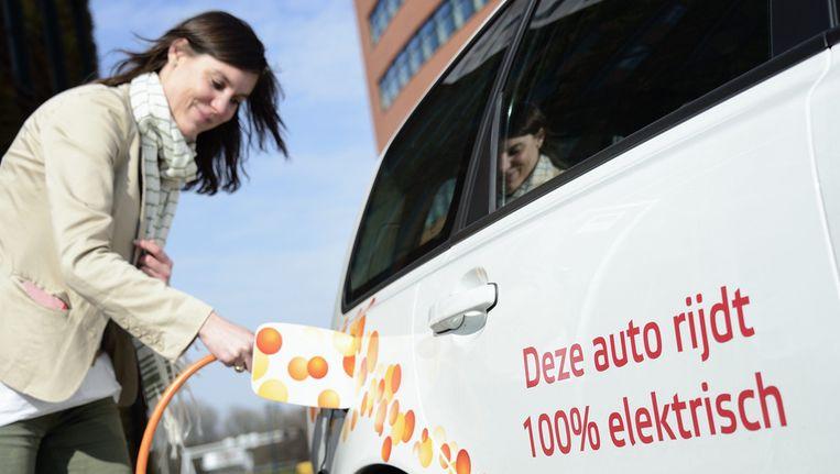 Accu Van Elektrische Auto Gaat Vijf Tot Twintig Jaar Mee De Volkskrant