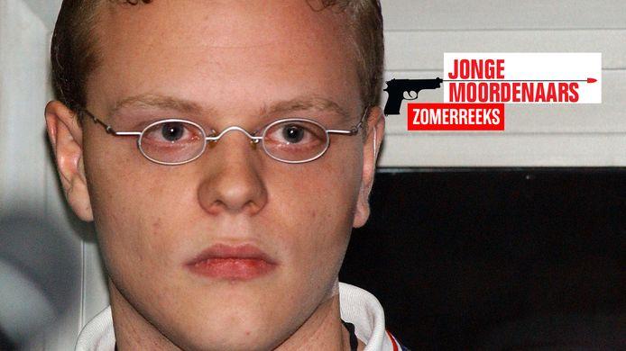Jonge moordenaar Jürgen 'Adolf' Goris.