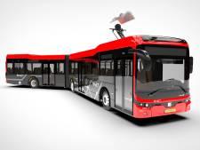 Ebusco in Deurne levert 156 elektrische bussen voor Amsterdam en Haarlem