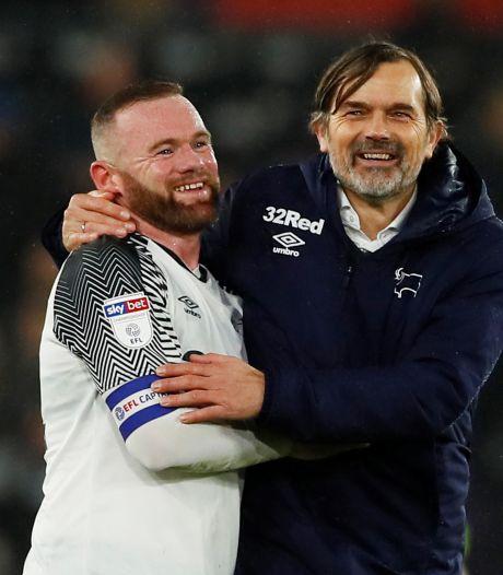Domper Cocu: aanvoerder Rooney mist drie duels ondanks negatieve coronatest