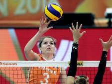 Budelse volleybalster Yvon Beliën terug naar Italië