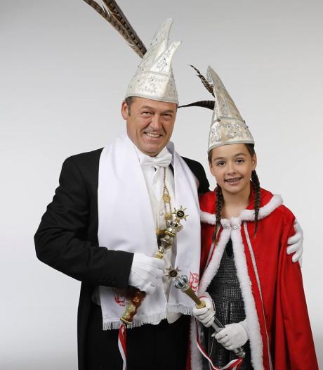 John I, die carnaval in Oisterwijk trouw bleef, is de nieuwe prins van Döllekesgat