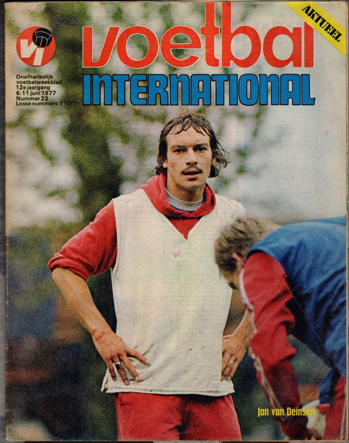 Cover Voetbal International