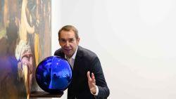 Meesterwerk van kunstenaar Jeff Koons vernield door man die er per ongeluk tegenviel