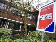 Flinke stijging huurhuis, nu gemiddeld 1565 euro per maand