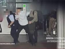 Mishandelaar conductrice in Breda had Vlaams accent en stapte vermoedelijk in België in trein