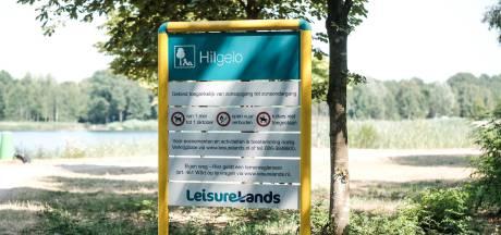 Weer gaat zwemplas 't Hilgelo bij Meddo op slot