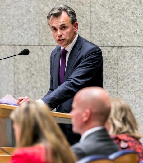 Mark Harbers (VVD) komt naar Wilnis