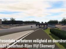 Provincie ziet snelfietspad Oosterhout-Rijen niet zitten