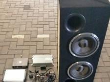 Verdachte diefstal probeert vergeefs te vluchten via balkon in Roosendaal