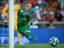 Groesbeekse doelman Cillessen geniet van entree in Mestalla