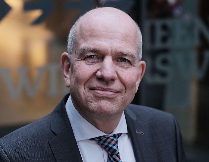 Wim Aalderink, oud-wethouder van Winterswijk.