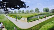 Buurt Wildersportcomplex krijgt in 2021 een nieuw park met sport- en rustmogelijkheden