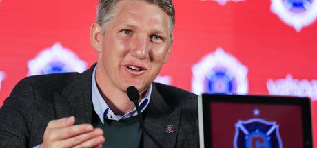 VIDEO: Journalist vraagt Schweinsteiger of Chicago Fire WK kan halen