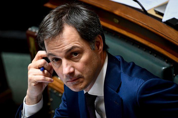 Le ministre des Finances, Alexander De Croo.