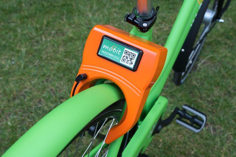 MECHELEN - lancering Mobit, Innoverend proefproject met deelfietsen in Mechelen - WVK - Foto David Legreve